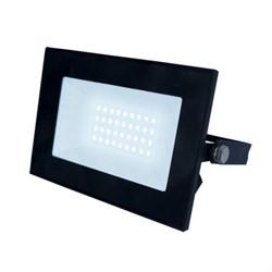 Прожектор светодиодный Uniel ULF-F21-30W/6500K IP65 200-250В Black UL-00007364