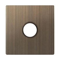 Накладка Werkel для TV розетки бронзовая WL12-TV-CP 4690389100574
