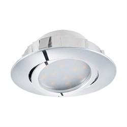 Встраиваемый светодиодный светильник Eglo Pineda 95855