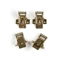 Крепления для светодиодной панели Uniel UFL-F04 SILVER 150 POLYBAG UL-00001479