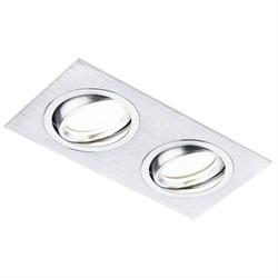 Встраиваемый светильник Ambrella light Classic A601/2 AL
