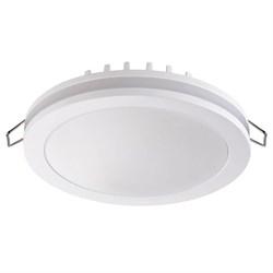 Встраиваемый светодиодный светильник Novotech Klar 357963