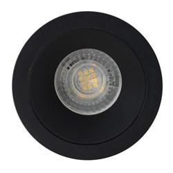 Встраиваемый светильник Denkirs DK2026-BK