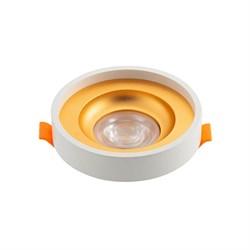 Встраиваемый светодиодный светильник Denkirs DK4006-GD