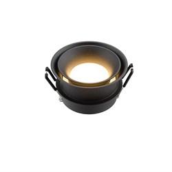 Встраиваемый светильник Denkirs DK2403-BK