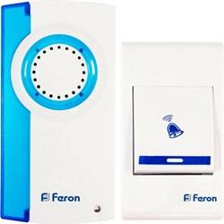 Звонок дверной беспроводной Feron Е221 23677