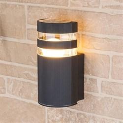 Уличный настенный светильник Elektrostandard 1444 Techno 4690389067716