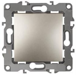 Выключатель одноклавишный ЭРА 12 10AX 250V 12-1001-04 Б0014630