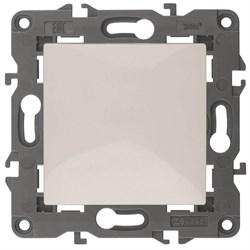 Выключатель одноклавишный ЭРА Elegance 10AX 250V 14-1101-02 Б0034208
