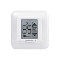 Диммер Uniel USW-001-LCD-DM-40/500W-TM-M-WH 04028