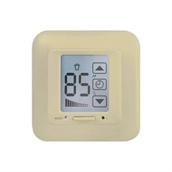 Диммер Uniel USW-001-LCD-DM-40/500W-TM-M-BG 04029
