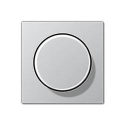 Накладка для поворотного диммера Jung серый A1540AL