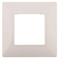 Рамка 1-постовая ЭРА Elegance 14-5001-02 Б0034382