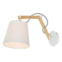 Спот Arte Lamp Pinoccio A5700AP-1WH