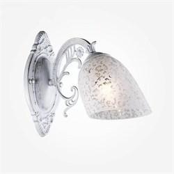 Бра Eurosvet 70039/1 белый с серебром