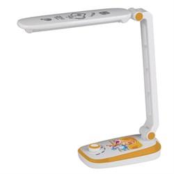 Настольная лампа ЭРА Фиксики NLED-425-4W-OR Б0019766