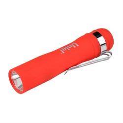 Карманный светодиодный фонарь Uniel от батареек 95х20 25 лм S-LD045-B Red UL-00000210