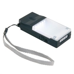 Автомобильный светодиодный фонарь (08347) Uniel от батареек 99х46 10 лм S-CL013-C Black
