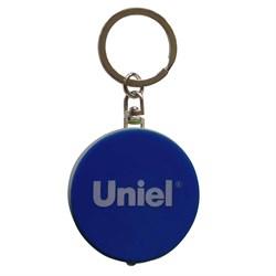 Фонарь-брелок светодиодный Uniel Standard Mini от батареек 47х40 S-KL022-T Blue UL-00004097