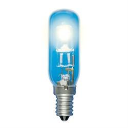 Лампа галогенная Uniel E14 28W прозрачная HCL-28/CL/E14/F25 Special UL-00005665