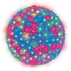 Подвесной светильник «Шар с цветами сакуры» d=27см Uniel ULD-H2727-300/DTA RGB IP20 09577