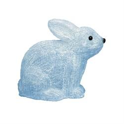 Фигурка светодиодная «Кролик» 24x27см Uniel ULD-M2724-032/STA 09561