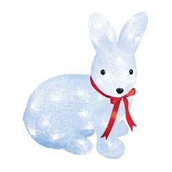 Фигурка светодиодная «Кролик» 32x27см Uniel ULD-M2732-040/STA 11032