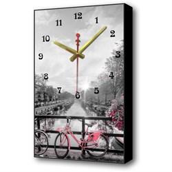 Настенные часы Toplight 60х37х4см TL-C5044