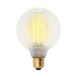Лампа накаливания Uniel E27 60W золотистый IL-V-G80-60/GOLDEN/E27 VW01 UL-00000478