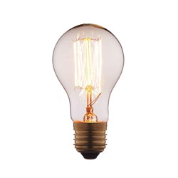 Лампа накаливания E27 40W прозрачная 1003-T