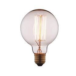 Лампа накаливания E27 40W прозрачная G9540
