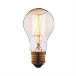 Лампа накаливания E27 60W прозрачная 1004-T
