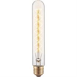Лампа накаливания Elektrostandard диммируемая E27 60W прозрачная 4690389082146