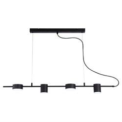 Подвесная светодиодная люстра Lussole Loft Pickwick LSP-8152