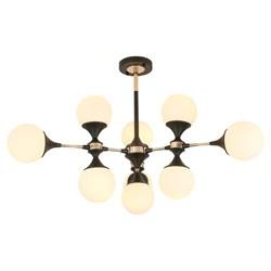 Подвесная люстра Lussole Loft Astoria LSP-8306