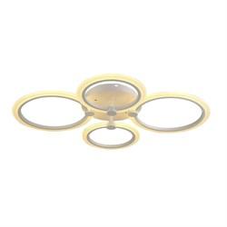 Потолочная светодиодная люстра Wedo Light Мария 75299.01.09.04