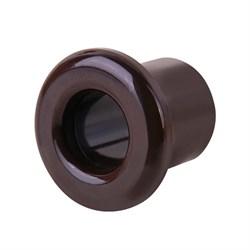 Втулка Werkel для вывода кабеля из стены Retro коричневая W6421114 4690389166082