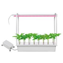 Светодиодный светильник для растений Uniel Гидропоника ULT-P44A-10W/SPSB IP40 Aqua White UL-00004496