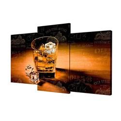 Мини модульная картина Toplight Напитки 50х78см TL-MM1019