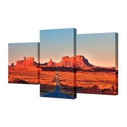 Мини модульная картина Toplight Пейзаж 50х78см TL-MM1017