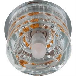 Встраиваемый светильник Fametto Fiore DLS-F119-1001