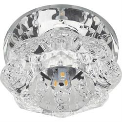 Встраиваемый светодиодный светильник Fametto Luciole DLS-L301-0201