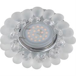Встраиваемый светильник Fametto Peonia DLS-P120-2001