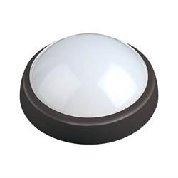 Пылевлагозащитный светодиодный светильник Uniel 5500K ULW-R02-7W/DW IP54 Black 07782