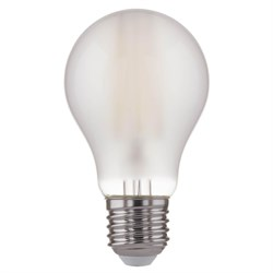 Лампа светодиодная филаментная Elektrostandard F E27 8W 4200K матовая 4690389108334