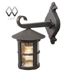 Уличный настенный светильник De Markt Телаур 806020101