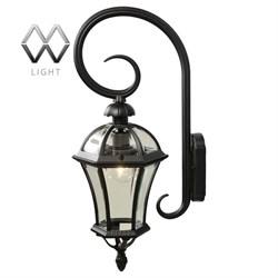 Уличный настенный светильник De Markt Сандра 811020401