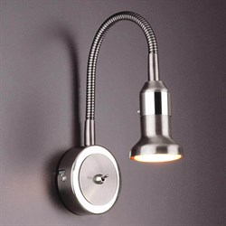Подсветка для картин Elektrostandard Plica 1215 MR16 сатинированный никель/хром 4690389012099