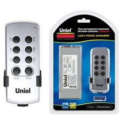 Пульт управления светом с диммером Uniel UCH-P003-G3-450W-30M 03624