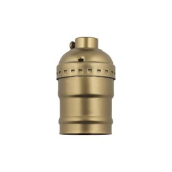Патрон Uniel DLC-V-H01/E27 BRONZE UL-00000531